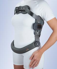 Orliman - Marco de hiper extensión con tres puntos de apoyo con materiales de última generación. Proporciona un apoyo cómodo y alivia el dolor.