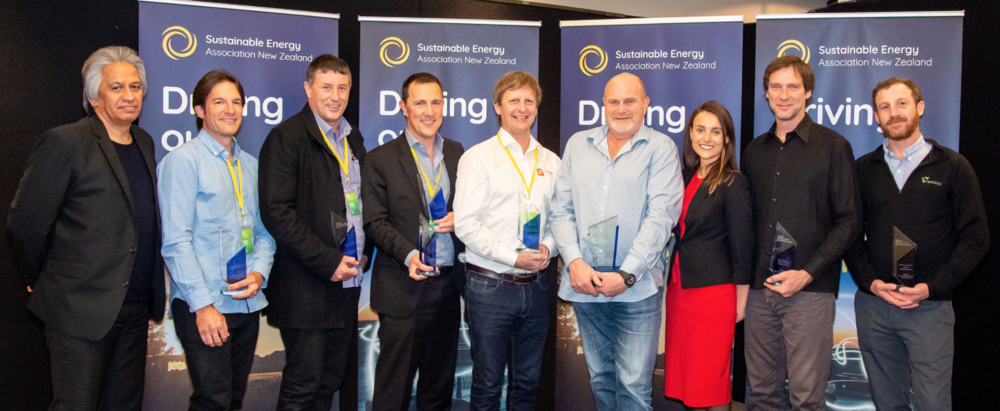 Sunergise wins SEANZ award for Best Off-grid implementation 2018