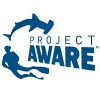 blue corner dive project aware