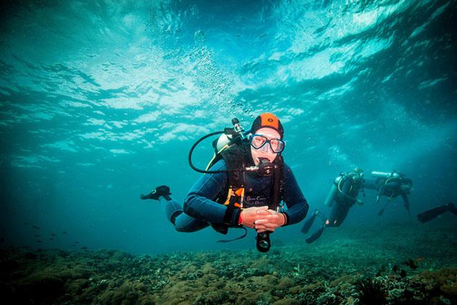 PADI Open Water Diver -