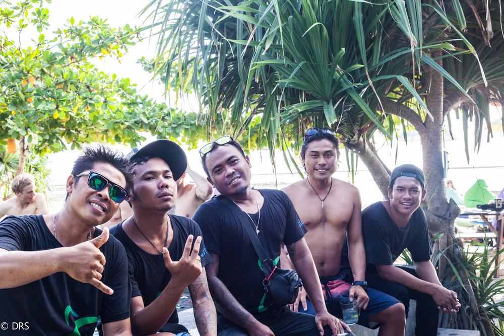 Dive Staff -