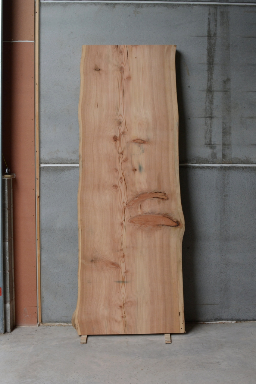 Takumi Woodwork - Larch Slab 02b