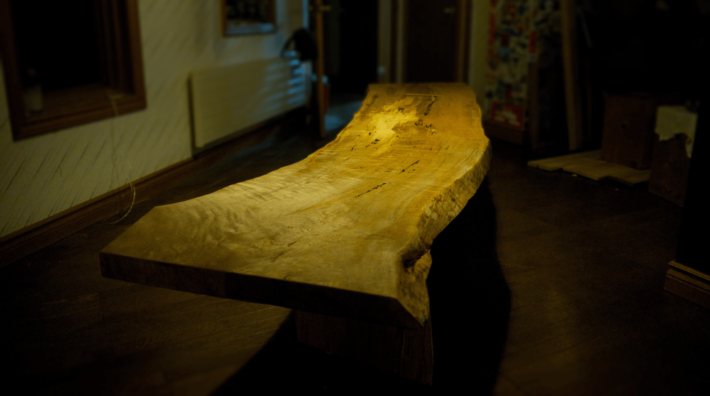Takumi Woodwork - Spalted Birch Coffee Table