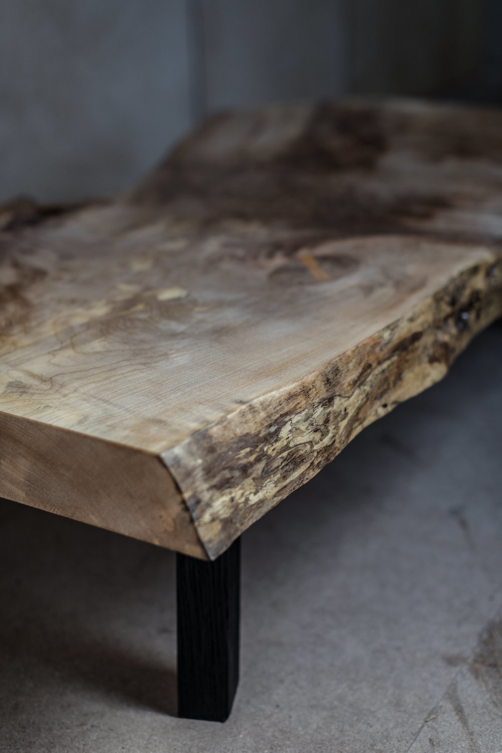 Takumi Woodwork - Sycamore Coffee Table