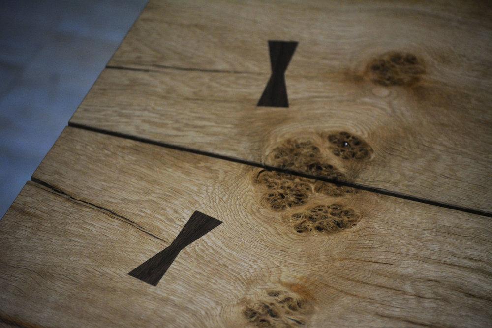 Takumi Woodwork - Oak Coffee Table