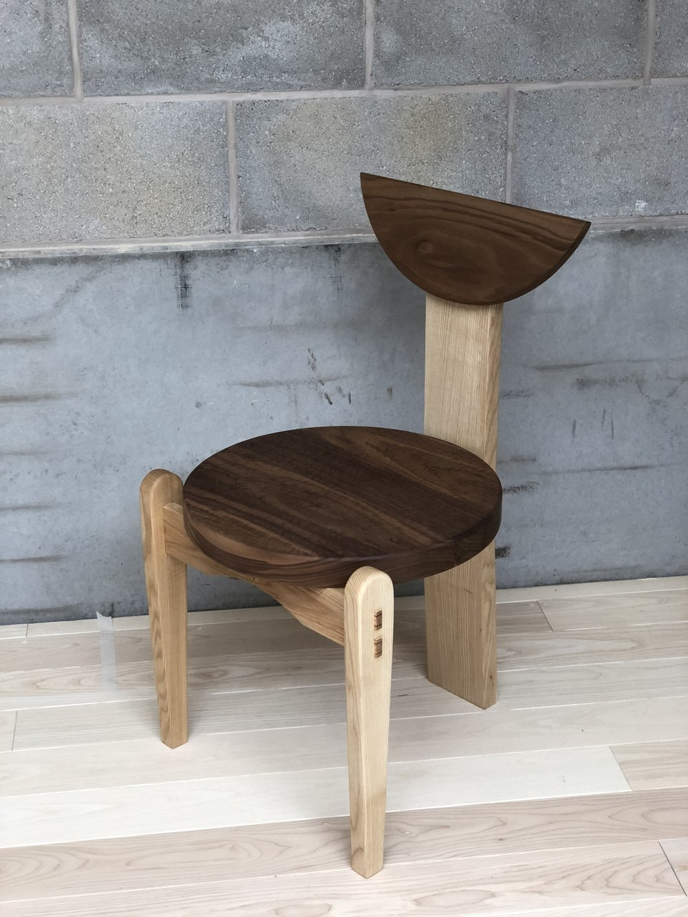 Takumi Woodwork Chair