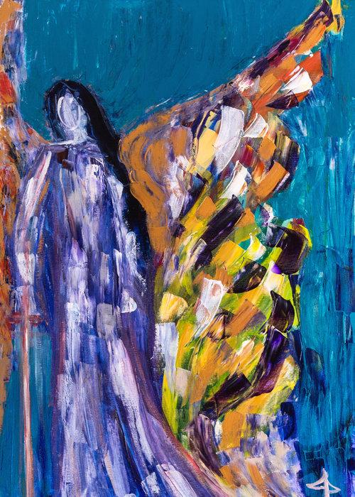 Angels — Emanuela Profirescu