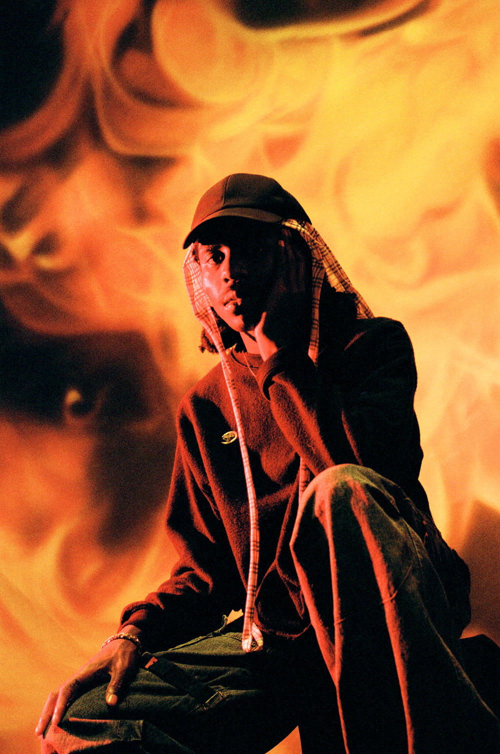 Blood Orange - Sunday, 28thProducer, multi-instrumentalist, composer, songwriter and vocalist Devonté Hynes returns with his fourth album as Blood Orange, Negro Swan, released on Domino Frida August 24, 2018. Hynes released Coastal Grooves in 2011, the first of three solo albums under the moniker Blood Orange. His last album, Freetown Sound, was released to critical acclaim in 2016, and saw Hynes defined as one of the foremost musical voices of his time, receiving comparisons to the likes of Kendrick Lamar and D'Angelo for his own searing and soothing personal document of life as a black man in America. He has collaborated with Solange Knowles, Skepta, fka twigs, Carly Rae Jepsen, A$AP Rocky, Charlotte Gainsbourg, Blondie, and many other artists.