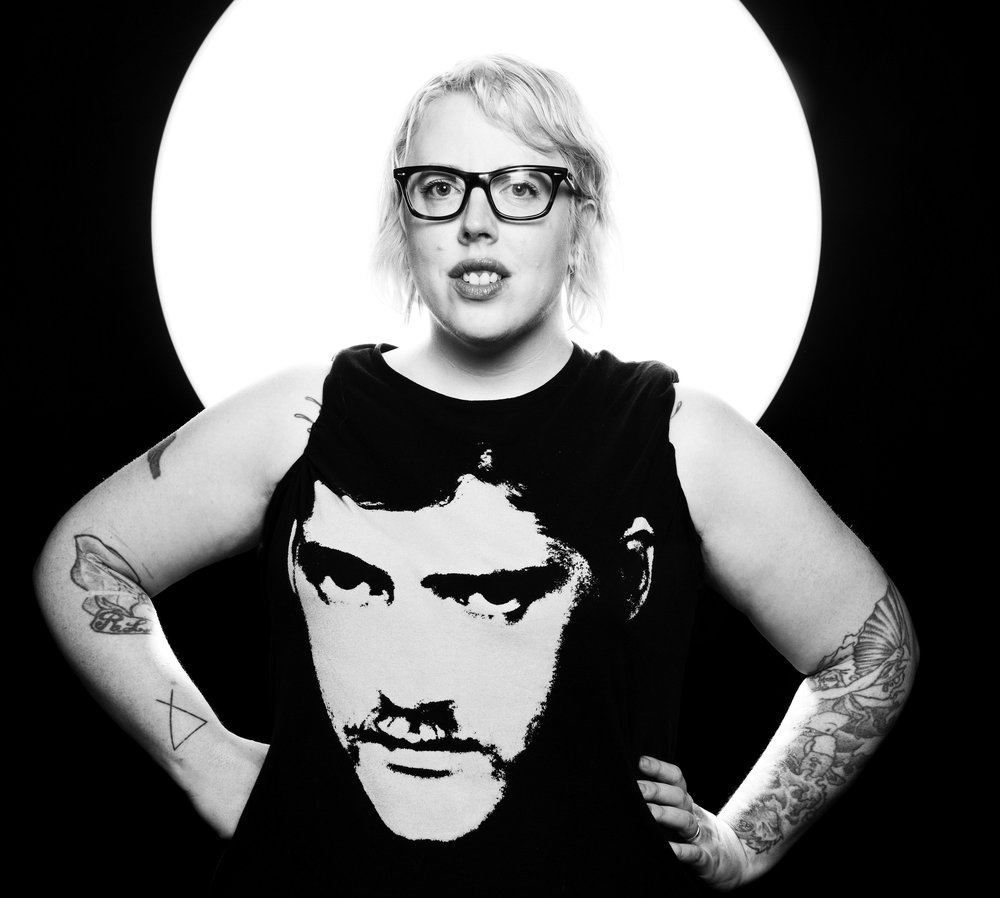 """The Black Madonna - Sunday, 28th'A sublime technician behind the decks known for fluent and dynamic vinyl sets, which span from disco to techno.' (Resident Advisor) Of her philosophy she said, """"Dance music needs riot grrrls. Dance music needs Patti Smith. Dance music does not need more of the status quo."""" We concur."""