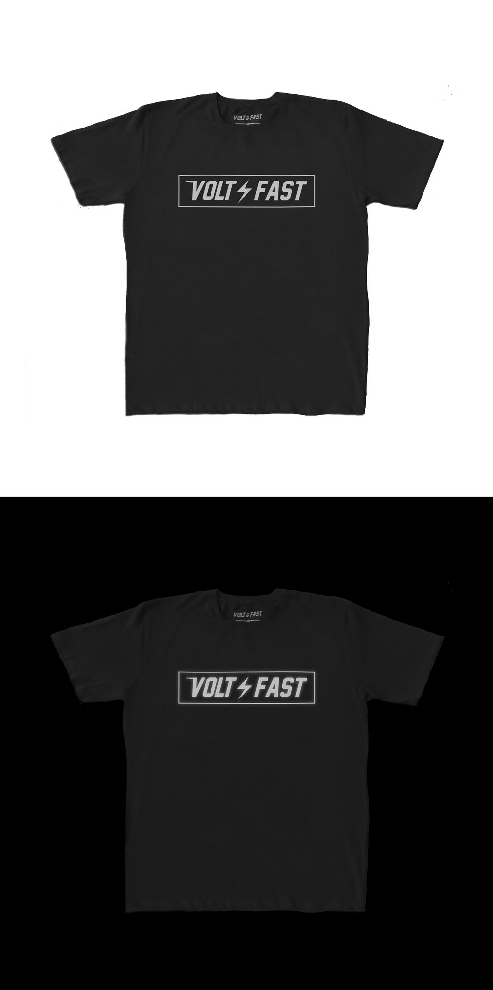 BOX LOGO   Basic Collection  Features:  - Cotton spandex fabric - Printed with reflective ink - Reflective label - Regular fit  Rp 250.000