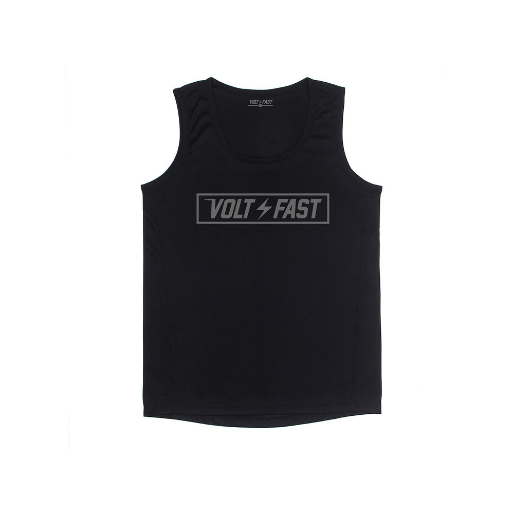 Logo Box Race Singlet Jersey   Racing Collection  Features:  - FASTDry performance fabric - Flat Seam Stiching - Printed with reflective hot press - Regular fit  Rp 250.000