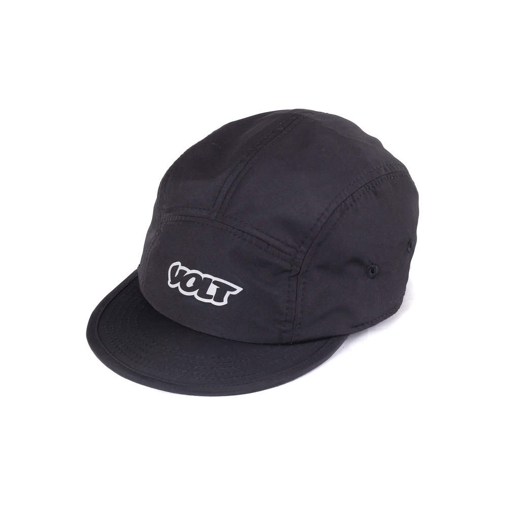 Volt Cap   F4ntome Capsule Collection  Features:  - Soft billed High performance nylon fabrics - Printed in reflective heat press method - Mesh fabric liner - Adjustable straps with centre release buckle  Rp 250.000
