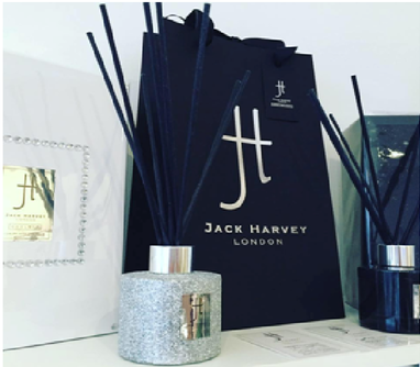 jack harvey candles and diffusers