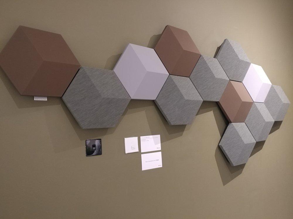 bang olufsen Beosound shape speaker system