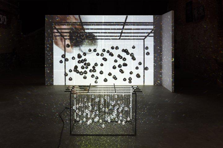 Joan Jonas reanimation installation 2010,2012,2014