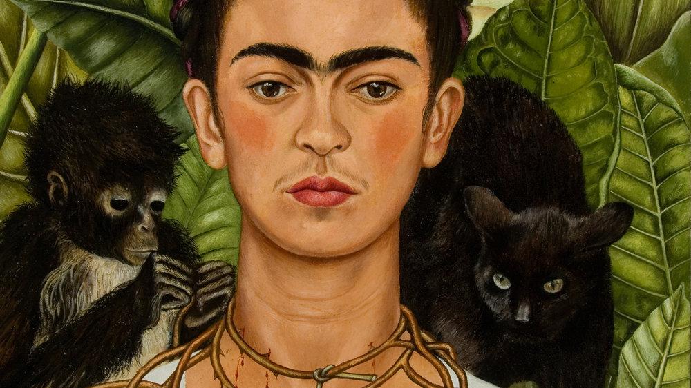 Frida Kahlo - Art. Garden. Life