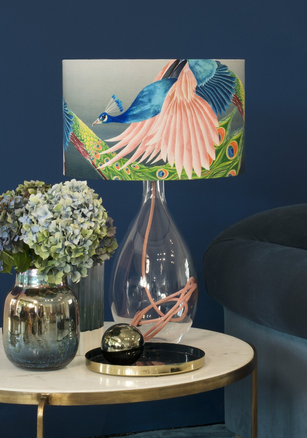 anna jacobs lamp peacock eco friendly gift christmas.jpg