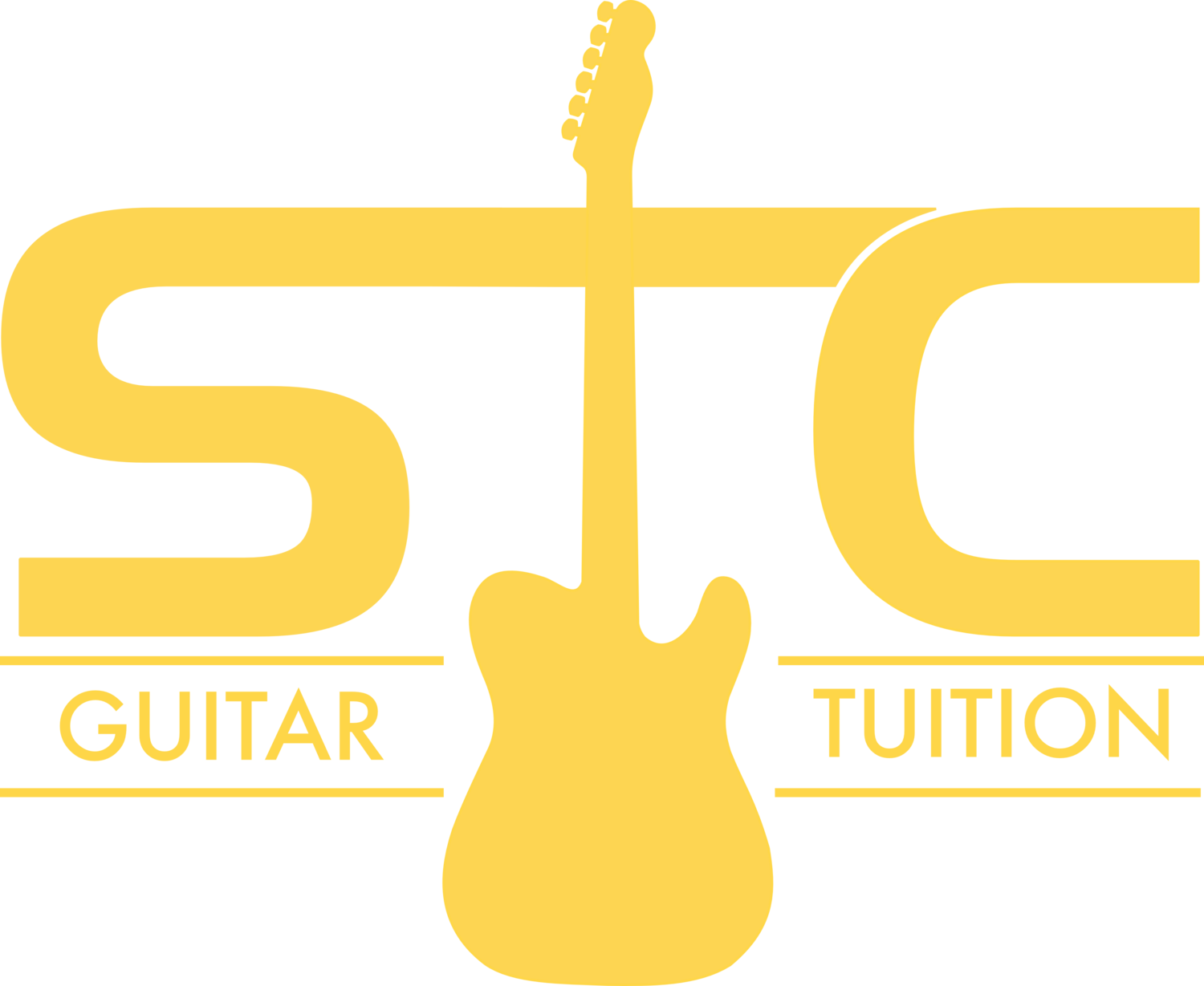 STC Guitar Tuition | Exeter Guitar Lessons