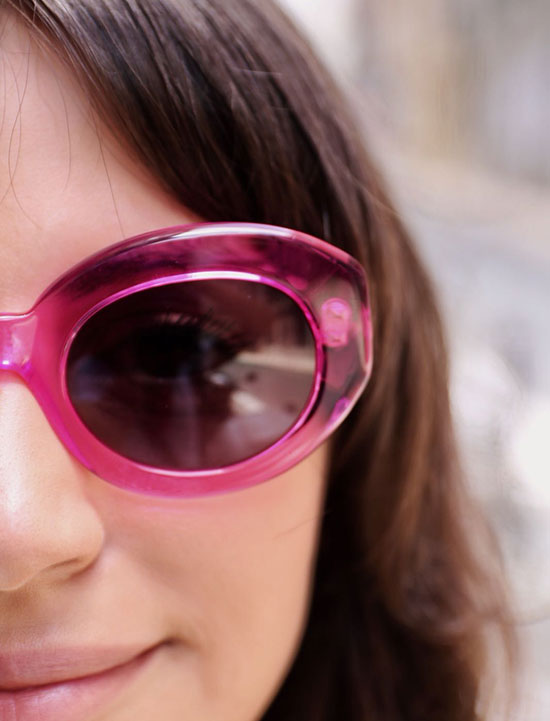 mafalda nunes ophelia hot pink never stop dreaming