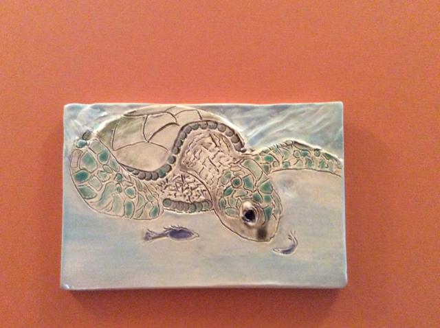 Sea Turtle Tile