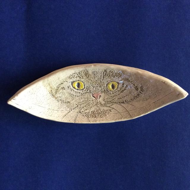 Cat Face Spoon Rest