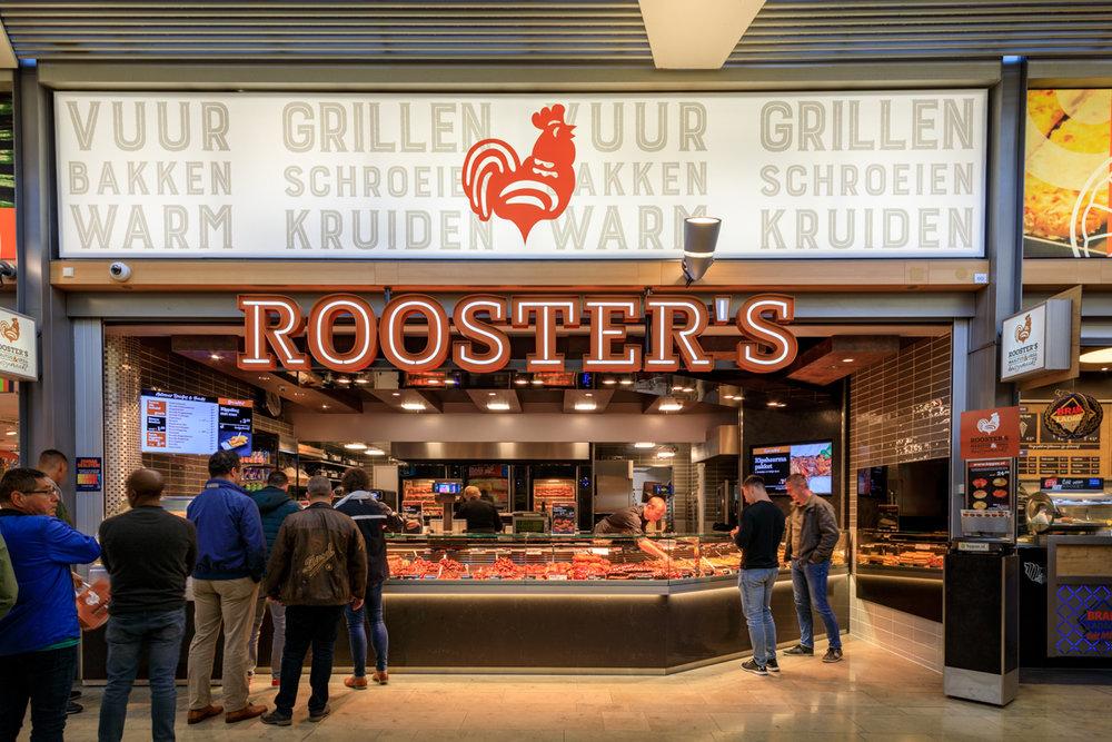 Rooster's Maaltijd & Grill | Alexandrium