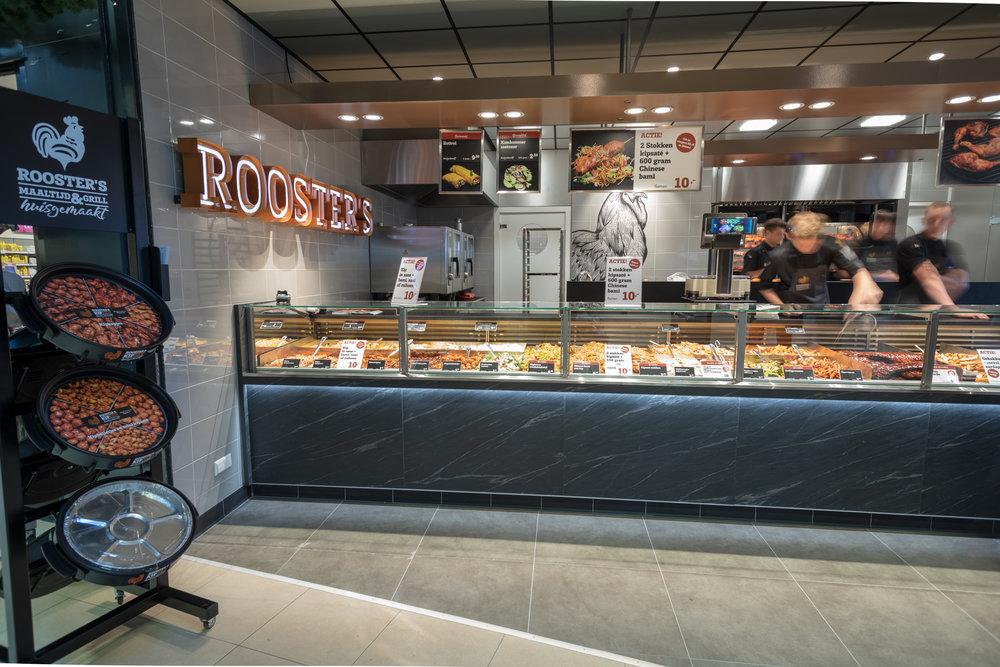 Rooster's Amersfoort   Emiclaer Plaza