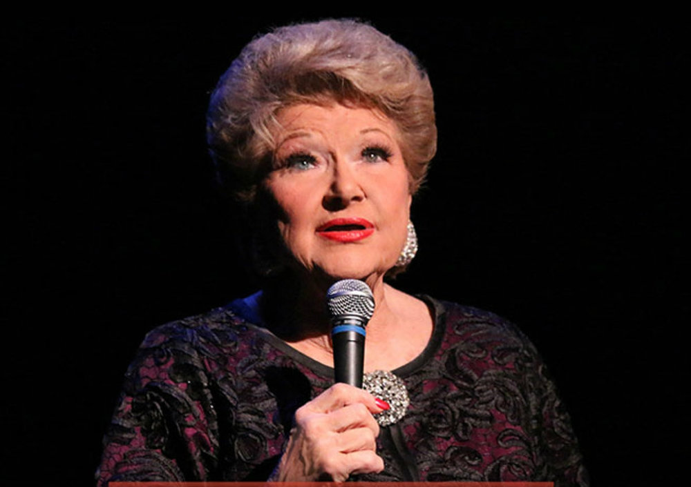 """Marilyn MayeCelebrating 90 years! - March 7 & 8, 2018The Ferring Jazz Bistro, Jazz St. Louis co-presenterGet TICKETS HEREJoin in the St. Louis celebration of this musical icon's 90th Birthday!WATCH MARILYN AT LINCOLN CENTERMarilyn Maye is an iconic entertainer whom Ella Fitzgerald praised as one of her absolute favorite singers. Maye has performed with legends like Count Basie, Charlie Parker, Bucky Pizzarelli, and Michael Feinstein. Recently, Maye also brought her theatrical energy to The Appel Room at Lincoln Center in a triumphant run with an 18-piece big band! Maye is a famously engaging crowd-pleaser and one of the remaining geniuses from the golden age of show business. Still at the top of her game, this award-winning Grammy nominated singer holds the record for appearances by a singer on the Tonight Show Starring Johnny Carson - 76 times! Perhaps the simplest Marilyn Maye accolade came after one of her show-stopping appearances on The Tonight Show when turning to his audience of millions, Johnny Carson said, """"And that, young singers, is the way it's done."""""""