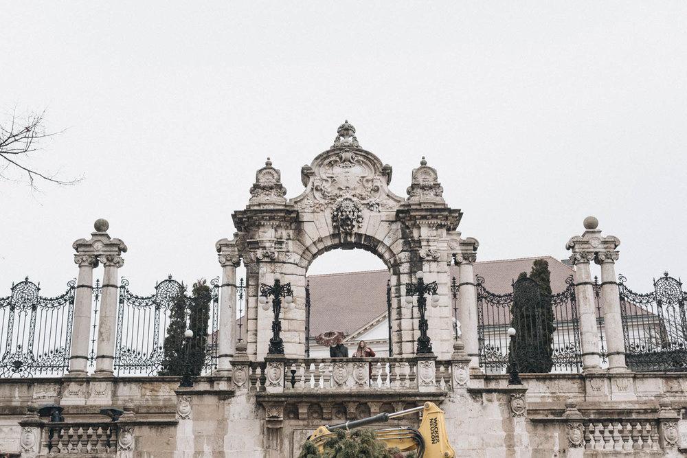 Buda Castle Viajar Inspira
