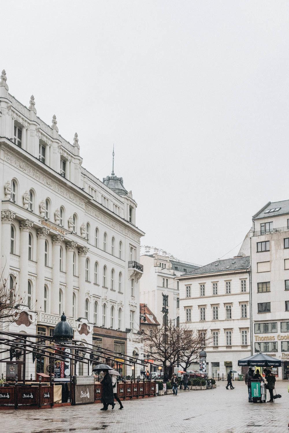 Centro Budapest Viajar Inspira