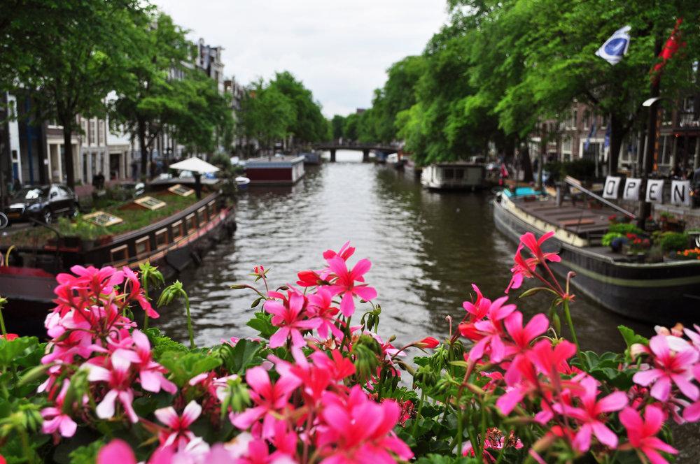 Amsterdam Viajar Inspira