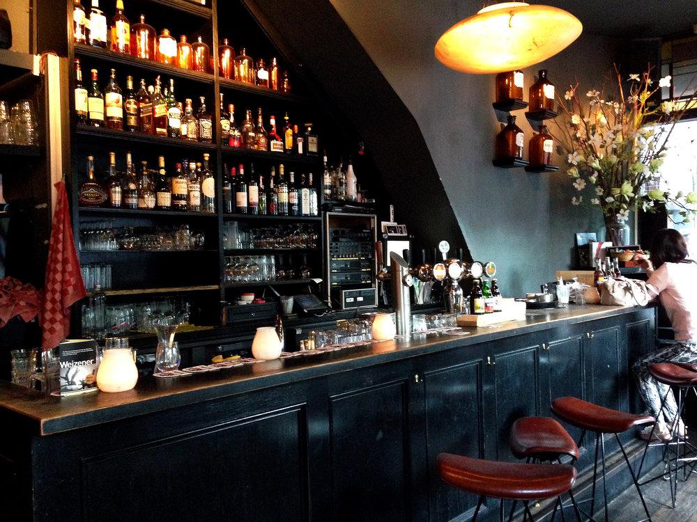 Bar De Vergulde Gaper