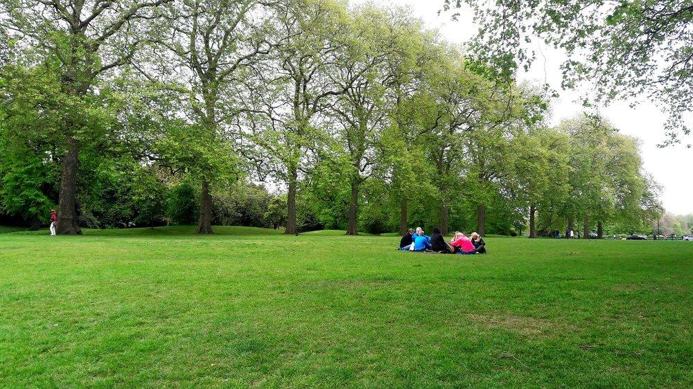 Hyde Park - UK - Viajar Inspira