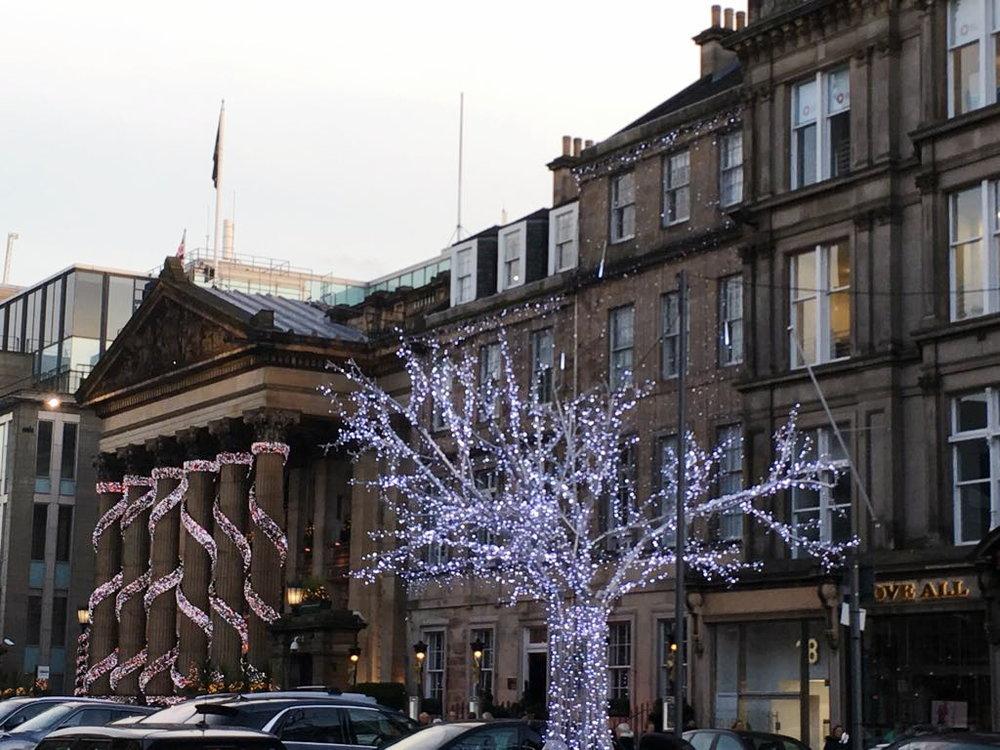 Edimburgo Christmas 1 Viajar Inspira
