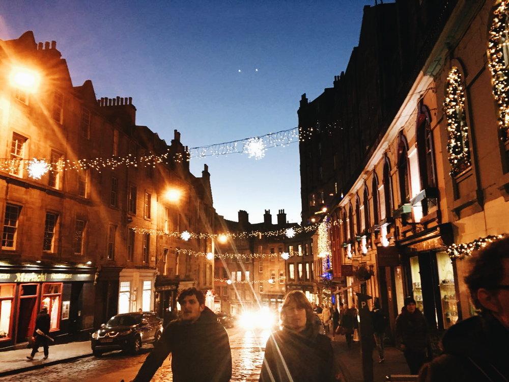 Edimburgo 3 Viajar Inspira