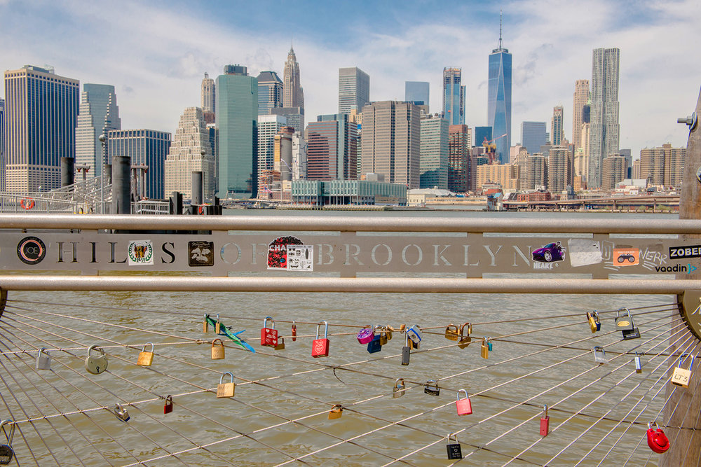 NY is letters - Por Isis Petroni
