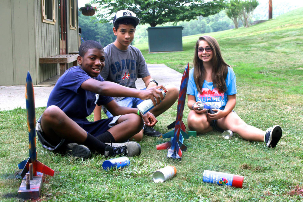 Model Rocketry - *Additional cost for supplies