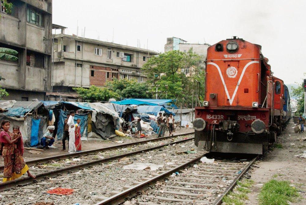 Brahmaputra Home for Railway Children -