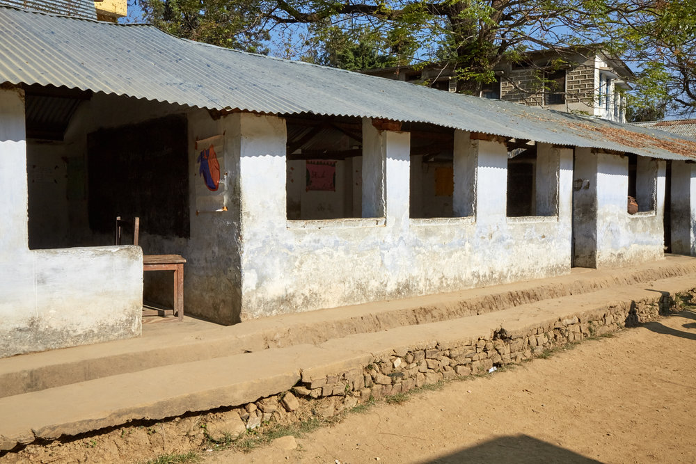 GARUR-CHICKEN SHED SCHOOL -