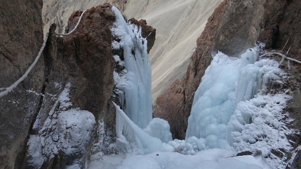 Artifical Glacier Ladakh.JPG