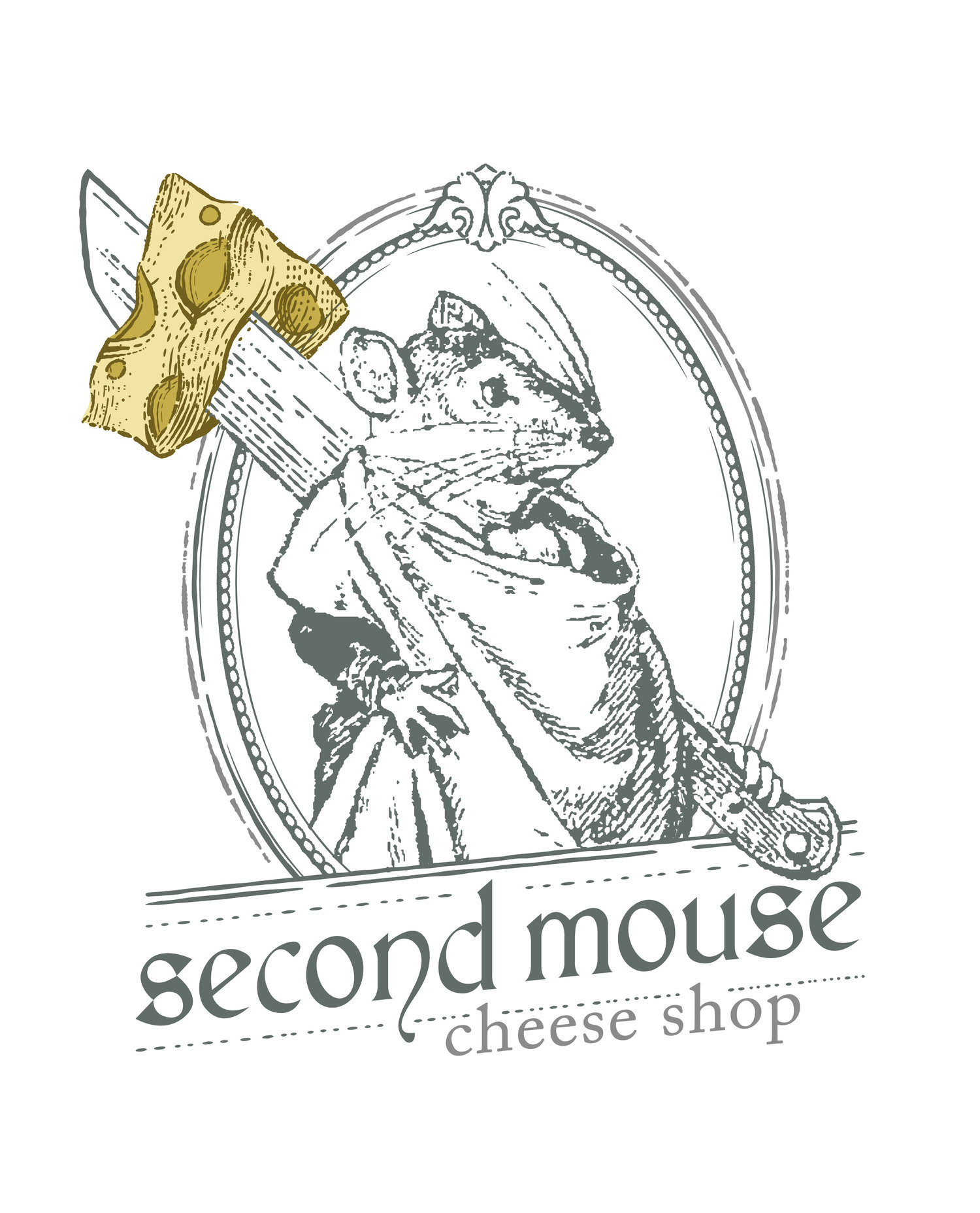 Second Mouse Cheese