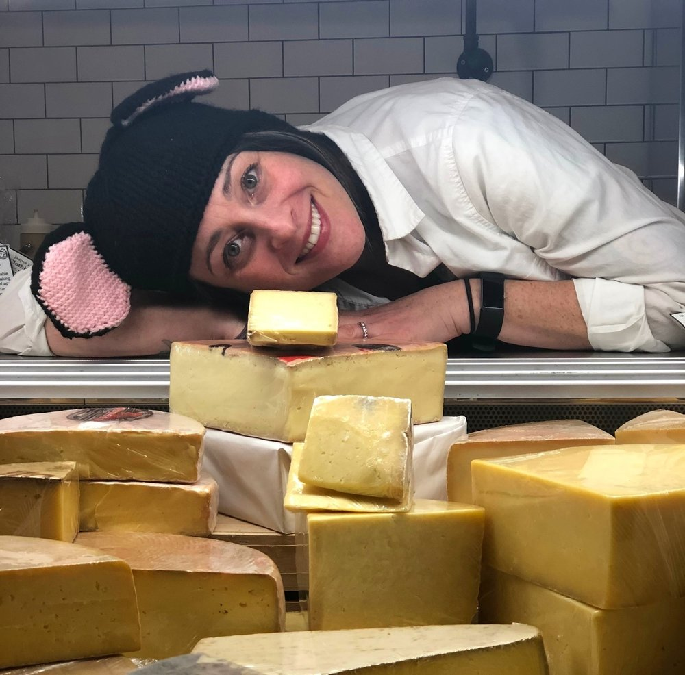 Cheese is scientifically proven to boost one's mood. Like we need a scientist to tell us that. -