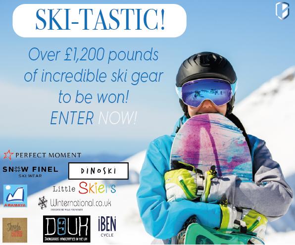 Ski-Tastic Competition