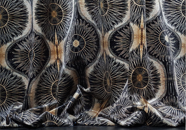 Image Credit Anna Hayman Designs -Bibana fabric