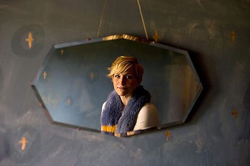 Anna Hayman - Aka creative queen of pattern