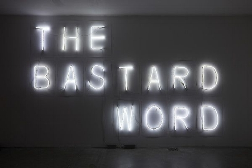 Neon Art by Martin Creed
