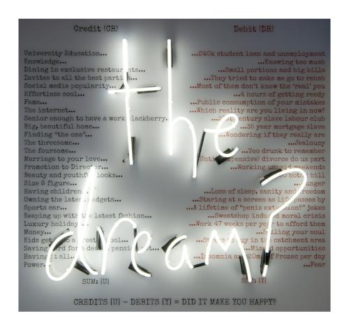 'The Dream' by Rebecca Mason