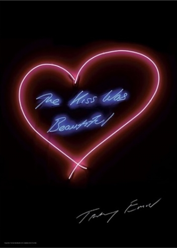Tracey Emin Limited Edition print