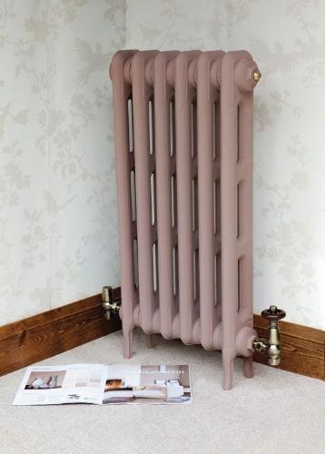 Blush pink by Paladin radiators