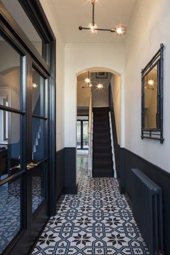 Hallway of dreams by brian O'Tuma Architects